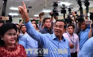 Đảng Nhân dân Campuchia giành chiến thắng tuyệt đối trong cuộc bầu cử Quốc hội