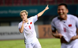 Trong ngập tràn niềm vui của U23 Việt Nam, có một người vốn sinh ra để bị lãng quên