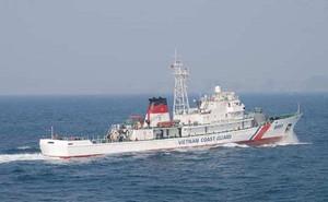Lộ diện mẫu tàu tuần tra cỡ lớn hoàn toàn mới của Cảnh sát biển Việt Nam