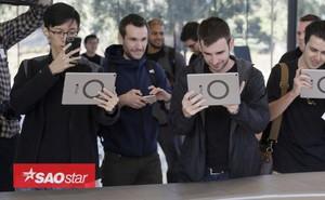 Nhân viên Apple sướng như thế nào, nghe xong đảm bảo là bạn sẽ gửi đơn xin việc liền ngay lập tức
