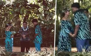 Cô dâu từ chối hôn chồng trong đám cưới và lý do đằng sau khiến ai cũng phải nể phục