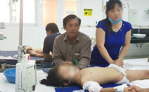 Vụ bố cho 3 con uống thuốc trừ sâu: Người mẹ kể con lớn đòi lên SG, nếu không sẽ bỏ nhà