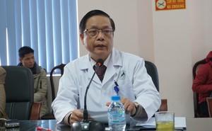 """Vụ thai phụ suýt bỏ con: PGĐ bệnh viện nói """"không thể vì sai sót này mà vùi dập 1 bác sĩ"""""""
