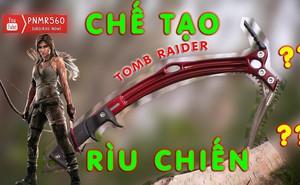 [Vietsub] Chiếc rìu leo núi huyền thoại trong game Tomb Raider được chế tạo như thế nào?
