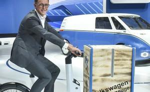 Volkswagen ra mắt… xe bán kem cực độc, nếu muốn khởi nghiệp thì nên mua một chiếc