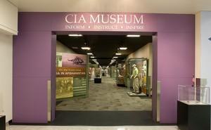 """Bảo tàng CIA: Nơi người dân bị """"cấm cửa"""""""