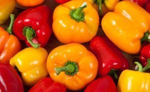 9 lợi ích đáng kinh ngạc của quả ớt chuông mang lại cho sức khỏe