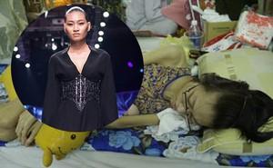 Sức khỏe của người mẫu 9x bị ung thư buồng trứng chuyển biến xấu