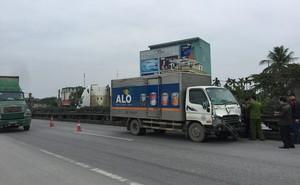 Trước khi gây tai nạn khiến 8 người tử vong, xe tải chạy với tốc độ bao nhiêu km?