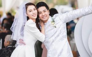Ông xã Lê Hà (The Face) chính thức công khai con gái đầu lòng sau gần 1 tháng làm đám hỏi