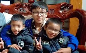 Người mẹ khóc nức nở cầu cứu mọi người giúp tìm con trai đi học rồi mất tích