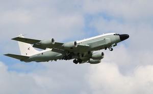 """Phát hiện máy bay do thám Mỹ """"sục sạo"""" gần căn cứ Nga ở Syria"""