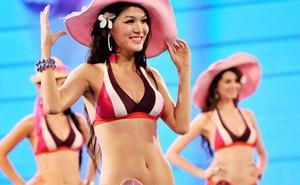 Nhan sắc thời còn son của hoa hậu Việt đang mang thai con thứ 6 cho đại gia