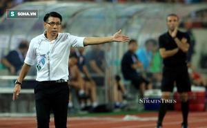 """HLV Malaysia tiết lộ lý do """"mất tích"""" ở Mỹ Đình ngay sau trận thua Việt Nam"""