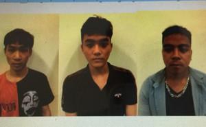 3 thanh niên say rượu, giả danh cảnh sát hình sự đi cướp tài sản