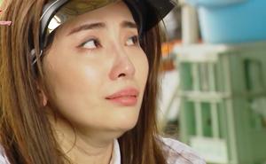 Quỳnh Nga bật khóc khi phải xin ăn và chỗ ngủ tại Nhật Bản