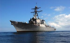 Tàu chiến Nga theo dõi chặt chẽ động thái của khu trục hạm Mỹ ở Biển Đen
