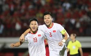 Indonesia 1-3 Việt Nam: Chiến thắng xứng đáng cho ĐT Việt Nam