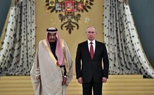 """Đưa S-400 đến Saudi Arabia: Tổng thống Putin tìm """"mảnh ghép"""" cuối cùng để chinh phục Trung Đông?"""