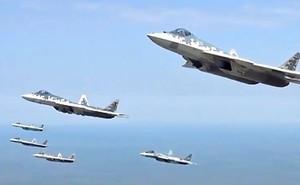 Infographic: Su-57 tương lai của không quân LB Nga