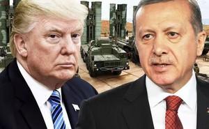 """Cấp tốc chuyển giao S-400: Thổ Nhĩ Kỳ vì Nga sẵn sàng hạ gục Mỹ """"chớp nhoáng""""?"""