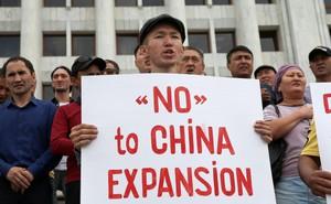 """Tâm lý chống Trung Quốc gia tăng, Trung Á có thể trở thành """"kẻ phá hoại các tham vọng to lớn của Bắc Kinh""""?"""