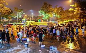 Hòa Bình họp báo vụ ô nhiễm nước sạch sông Đà: Đã khởi tố vụ án hình sự