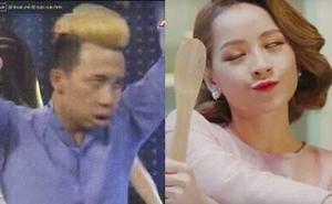 """Khoảnh khắc """"khiến fan không thể tin vào mắt mình"""" của Trấn Thành, Hà Hồ, Bích Phương"""