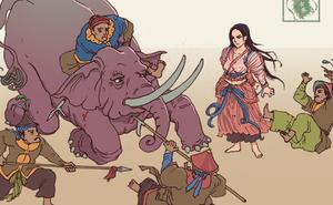 Cánh tay phải của vua Quang Trung và đội tượng binh có một không hai
