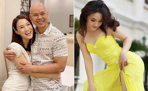 Bà xã xinh đẹp kém 12 tuổi, bỏ cả sự nghiệp ca hát để ở bên Phan Đinh Tùng giờ ra sao?