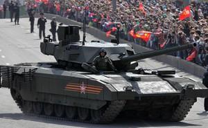 """Những quốc gia nào đang """"thèm khát"""" xe tăng thế hệ mới Armata của Nga?"""