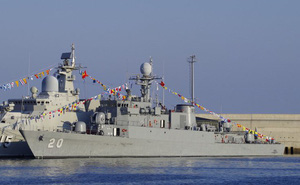 """Tàu hộ vệ Hàn Quốc mà Việt Nam vừa nhận có thể lắp tên lửa """"sát thủ"""": Mạnh hơn gấp bội?"""