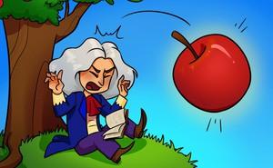 Quả táo không rơi trúng đầu Newton và 9 giai thoại nổi tiếng khác xa sự thật