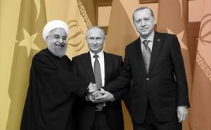 Nga và những bước đi quyết liệt tại lục địa đen sau khi củng cố quyền lực ở Trung Đông