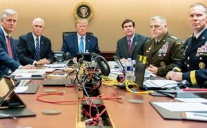 """Trùm khủng bố khét tiếng cho nổ tung người, đầu não chỉ huy Mỹ """"căng như dây đàn"""""""