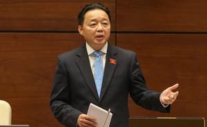 Bộ trưởng Trần Hồng Hà muốn 'dành ghế' ở Quốc hội cho đại biểu chuyên trách