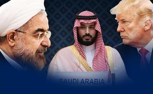 """Bóng ma chiến tranh ở vùng Vịnh và những động thái của 2 """"người chơi chính"""" Iran - Ả rập Saudi"""