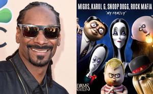 """Sau màn kết hợp với Sơn Tùng, Snoop Dogg tung nhạc phẩm cực đỉnh trong """"Gia đình Addams"""""""