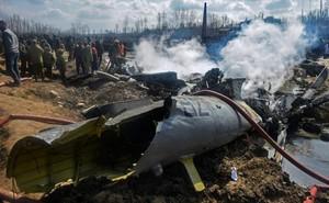 Trực thăng Mi-17 bị chính tên lửa của Ấn Độ bắn tan xác: Vết nhơ đáng xấu hổ!