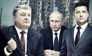 """Ukraine biểu tình lớn trước thềm thượng đỉnh với Nga: """"Công thức"""" hòa bình lung lay?"""