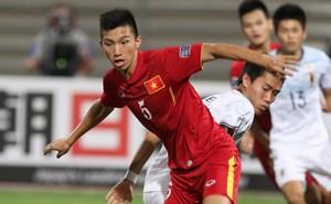 Kỳ phùng địch thủ một thời của Quang Hải, Văn Hậu dễ dàng giành vé dự Olympic