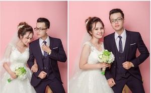 """Cặp đôi mới quen nhau 99 ngày đã nên duyên vợ chồng: Chỉ đi đám cưới người ta mà """"tha"""" được cả cô vợ về"""