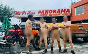 """4 người đàn ông khỏa thân trên đèo Mã Pì Lèng: """"Ảnh hưởng tiêu cực đến thị giác, ô nhiễm môi trường văn hóa"""""""
