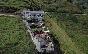 """Ông Huy phủ nhận là """"chủ nhân thực sự"""" của Panorama Mã Pì Lèng, nói từng khuyên bà Ánh không xây lớn"""