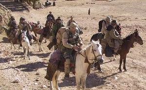 CIA và đội quân kỵ mã chống Taliban