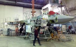 Sốc: Su-57 lắp ráp trên dây chuyền Su-30, thua xa FC-31 của Trung Quốc?