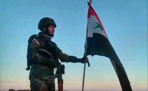 """""""Lò thiêu người"""" ở Tell Tamr: Màn ra mắt """"kiểu Nga"""" của Quân đoàn 5 QĐ Syria?"""