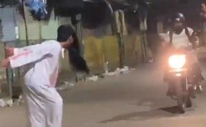 Nhóm thanh niên bị bắt vì hóa trang thành ma quỷ hù dọa người đi đường