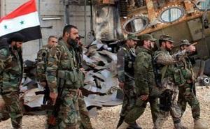 Điềm xấu cho lực lượng tinh nhuệ nhất QĐ Syria: Sư đoàn 25 chưa đánh đã mất cánh tay phải?