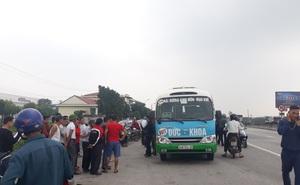 Phát hiện tài xế xe buýt chết gục trên ghế lái ở Hải Dương